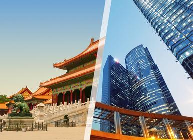 Viajes China 2019-2020: Vacaciones por  Hong Kong y Pequín