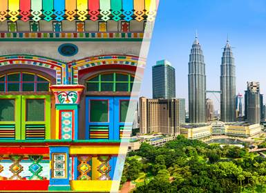 Viajes Singapur y Malasia 2019-2020: Tour Singapur y Kuala Lumpur