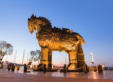 Viajes Emiratos Árabes y Turquía 2019-2020: Circuito Turquía con Capadocia y Pamukkale y Dubái