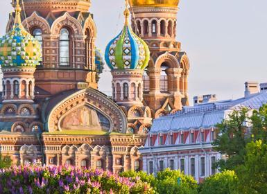 Viajes Lituania, Letonia, Rusia, Norte de Europa y Estonia 2019-2020: Viaje Capitales Bálticas y San Petersburgo
