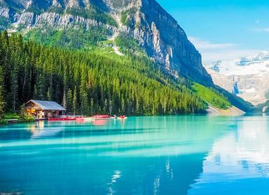 Viajes Canadá 2018-2019: De Calgary a Vancouver