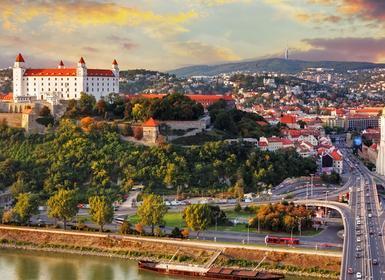 Viajes Austria, Centroeuropa, Hungría, Eslovaquia y República Checa 2019: Especial Semana Santa Praga, Bratislava, Budapest y Viena