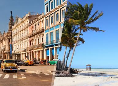 Viajes Cuba 2019-2020: Combinado La Habana y Cayo Guillermo