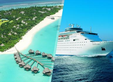 Viajes India, Maldivas e Islas del Índico 2019: Crucero por la Costa India y Maldivas