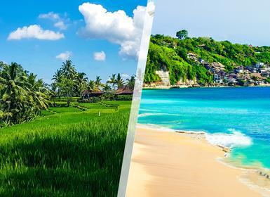 Viajes Indonesia 2019: Ubud con Playas del Sur de Bali