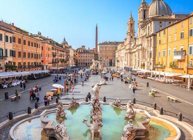 Viajes Italia 2019-2020: Circuitos por Italia mayores de 60 años