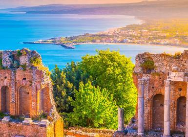 Viajes Italia y Sicilia 2019-2020: Circuito Sicilia Mágica - Viaje Mayores 60 Años