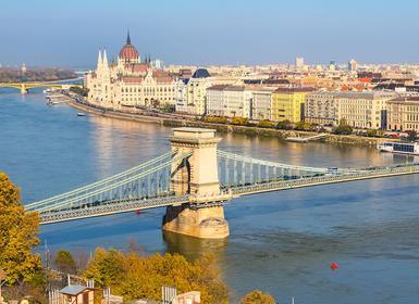 Viajes Austria, Hungría y República Checa 2019-2020: Circuito Praga, Viena, Budapest para Mayores de 60 Años