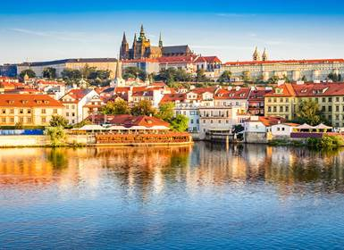 Viajes Hungría y Austria 2019-2020: Circuito Budapest, Viena y Praga para Mayores 60 Años