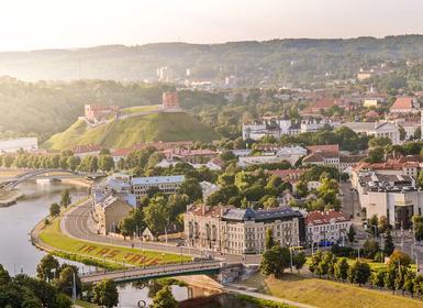 Viajes Lituania, Norte de Europa, Letonia y Estonia 2019-2020: Circuito Países Bálticos - Viaje Mayores 60 Años