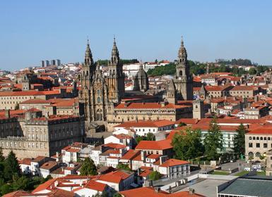 Viajes Galicia 2019: De Santiago de Compostela a Cambados
