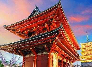 Viajes Japón 2019: Tokio, Kanazawa, Kioto y Osaka en tren