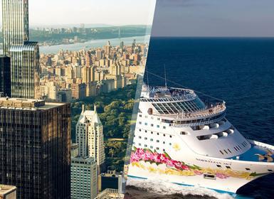 Viajes Bahamas y EE.UU. 2017: Nueva York y Crucero de 4 días por Bahamas 2018