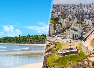 Viajes Brasil 2019: Salvador da Bahia y Morro de São Paulo