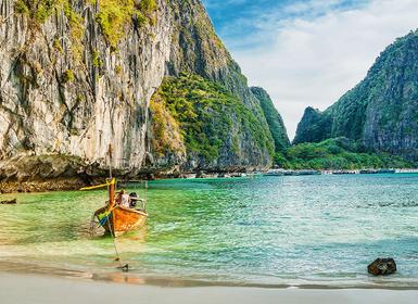 Viajes Tailandia 2019: Bangkok, Phuket y Phi Phi
