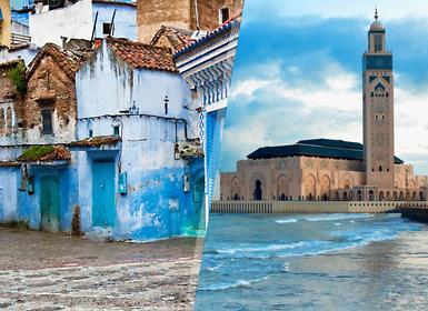 Viajes Marruecos 2019: Casablanca y Fez