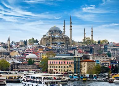 Viajes Turquía 2018-2019: De Estambul a Esmirna