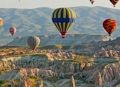 Viajes Turquía 2019-2020: Estambul y Capadocia