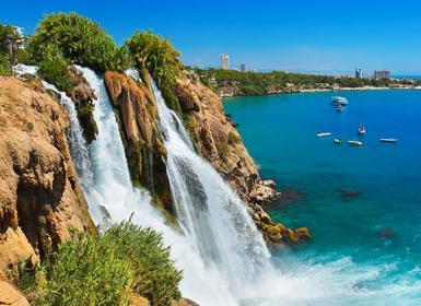 Viajes Turquía 2019: Estambul, Capadocia, Pamukkale y Antalya