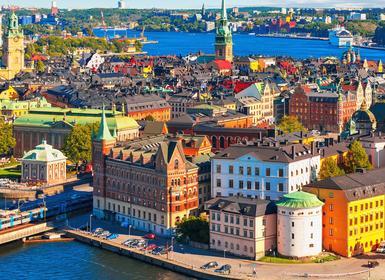 Viajes Rusia, Suecia, Finlandia, Lituania, Letonia, Estonia y Norte de Europa 2019: Capitales Escandinavas y Bálticas con San Petersburgo