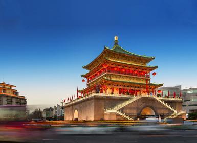Viajes China 2019-2020: Pekín, Xi'an, Shanghai y Hong Kong
