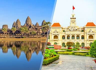 Viajes Camboya y Vietnam 2019-2020: Ho Chi Minh y Siem Reap