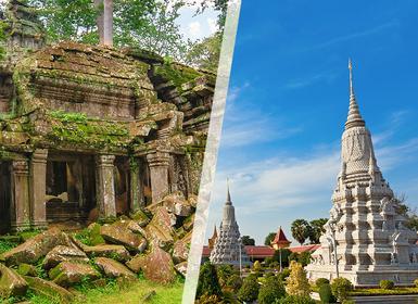 Viajes Camboya 2019-2020: Viaje Phnom Penh y Siem Reap