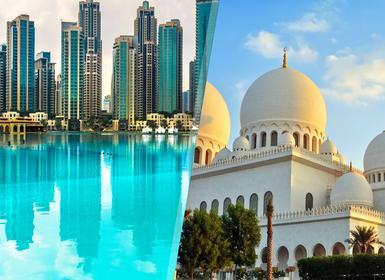 Viajes Emiratos Árabes 2019-2020: Dubái y Abu Dabi