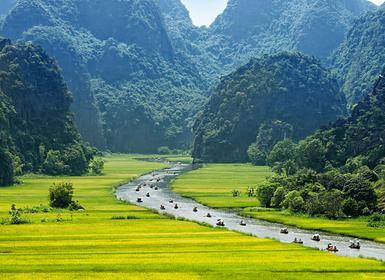Viajes Vietnam y Camboya 2019-2020: Vietnam con Sapa y Camboya con Koh Rong Samloem