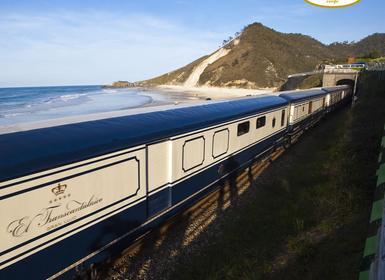 Viajes Asturias, Galicia, País Vasco y Cantabria 2018-2019: Tren Transcantábrico Gran Lujo de San Sebastián a Santiago de Compostela