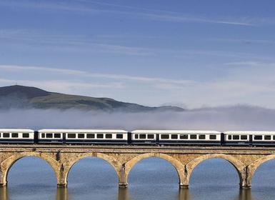 Viajes País Vasco, Cantabria, Asturias y Galicia 2018-2019: Tren Transcantábrico Clásico de Santiago de Compostela a León