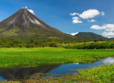 Viajes Costa Rica 2019-2020: Costa Rica en Bicicleta: San José, Turrialba, Sarapiquí, Volcán Arenal y Samara