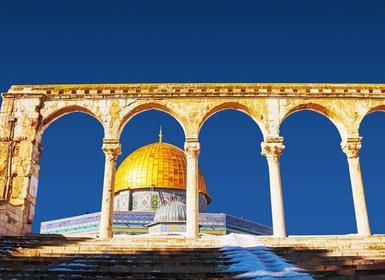 Viajes Egipto, Israel y Jordania 2019: El Cairo, Jordania y Jerusalén