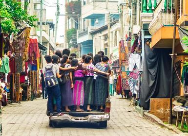 Viajes Guatemala 2019: Guatemala con La Antigua y Chichicastenango
