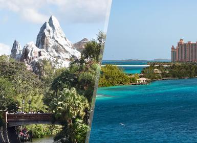 Viajes Bahamas y EEUU 2018-2019: Walt Disney World Orlando y Nueva Providencia/Paradise Island