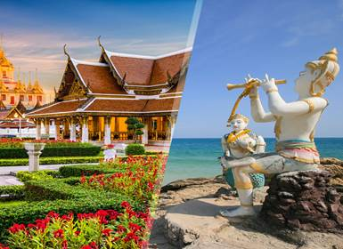 Viajes Tailandia 2019-2020: Bangkok y Koh Samet