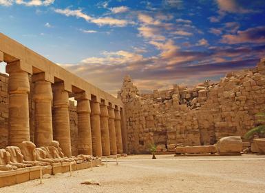 Viajes Egipto 2019: El Cairo y Crucero 4 noches Low Cost con Abu Simbel