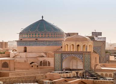 Viajes Irán 2019-2020: Ciudades Clásicas y Desierto