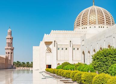 Viajes Omán y Emiratos Árabes 2019: Dubái y Omán