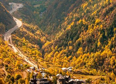 Viajes Andorra y Cataluña 2019-2020: Ruta entre Barcelona y el país de los Pirineos