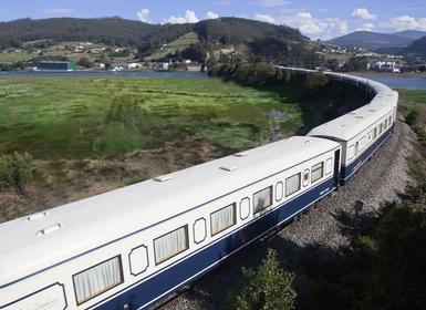 Viajes Galicia, Asturias y Cantabria 2019: Tren Transcantábrico Clásico de Santiago de Compostela a Santander