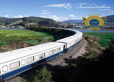 Viajes Galicia, Asturias y Cantabria 2019: Tren Transcantábrico Clásico de Santander a Santiago de Compostela