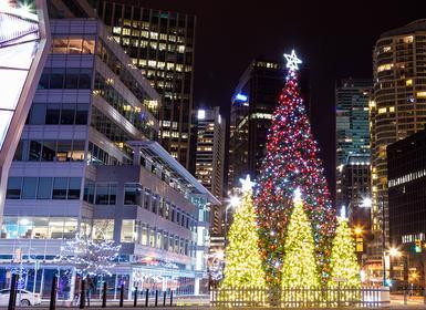 Viajes Canadá 2018-2019: Especial Navidad y Año Nuevo en Vancouver y Whistler