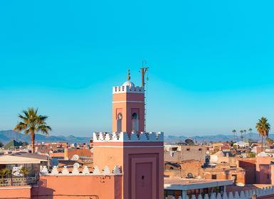 Viajes Marruecos 2018-2019: De Casablanca a Marrakech