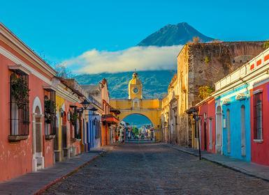 Viajes Guatemala y Honduras 2018-2019: Especial Fin de Año en el Altiplano, Tikal, Copán y Río Dulce