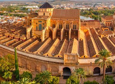 Viajes Andalucía 2018-2019: Capitales Andaluzas: Granada - Córdoba - Sevilla