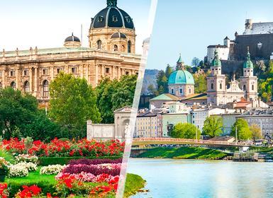 Viajes Austria 2019-2020: Combinado Viena y Salzburgo en avión