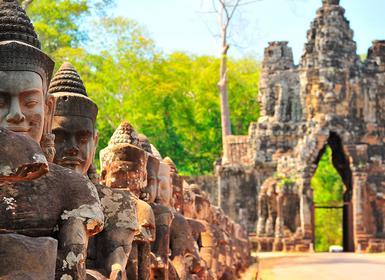 Viajes Camboya y Tailandia 2019: Bangkok, Krabi y Siem Reap