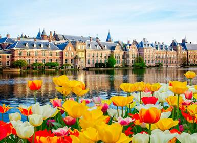 Viajes Países Bajos y Francia 2019-2020: Circuito París y los Países Bajos para Mayores 60 Años