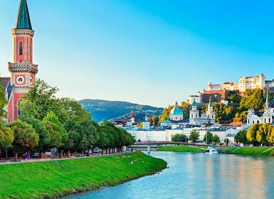 Viajes Austria y Alemania 2019-2020: Centroeuropa: Austria, Tirol y Baviera- Viaje Mayores 60 Años